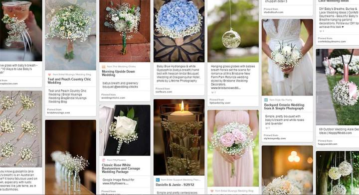 Baby's Breath – Flower embellishment and so much more…