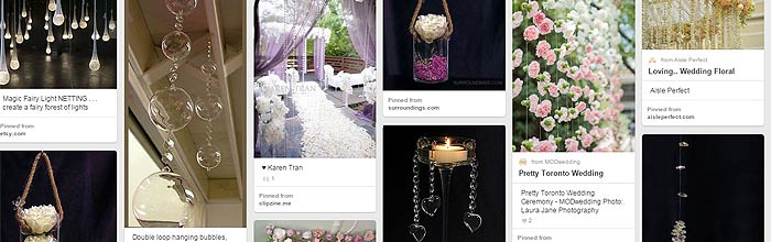 Hanging Decor – Hanging party decor